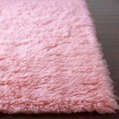 Facts about Pink Flokati Rugs