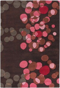 Brown And Pink Rugs