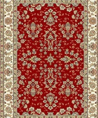 Silk Rugs Can Be Kept Clean Very Easily Now