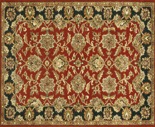 Top 9 Autumn Themed Red Shaded Oriental Rugs