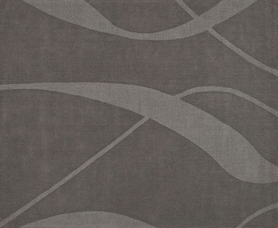Solid Rugs Stand Out Against Contemporary D 233 Cor