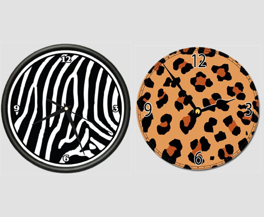 Animal Print Redefines Home Décor