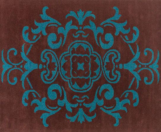4d Carpet 120x180cms