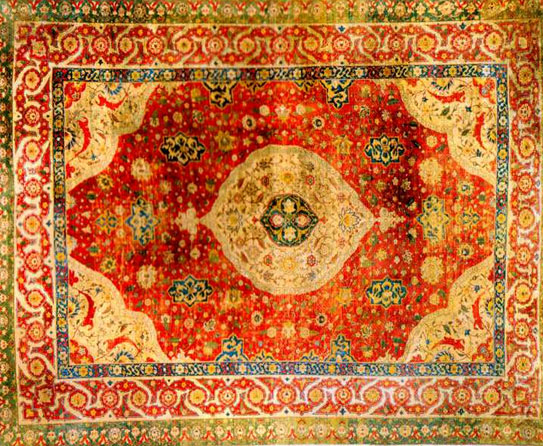 Types Of Area Rugs