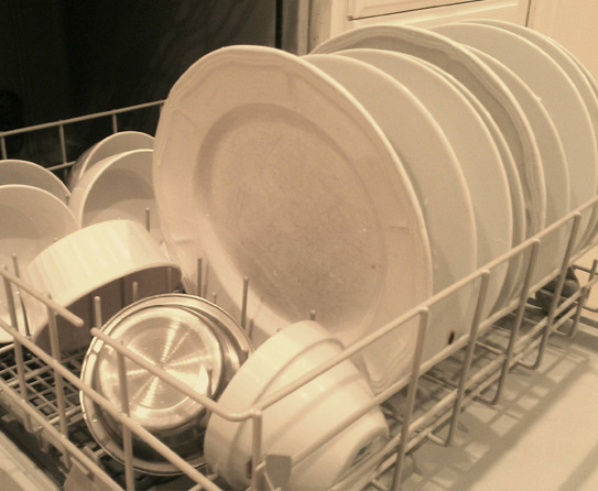 Dishwasher Safety
