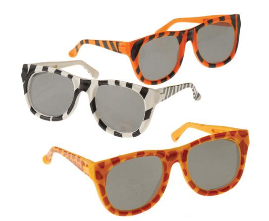 Zebra Glasses Frames : Zebra Wearing Glasses