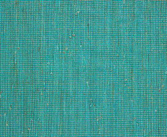 Aqua Blue Braided Rug