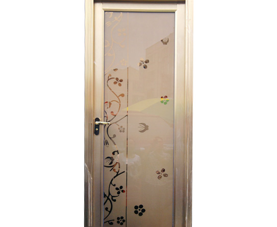 Bathroom doors can make your bath space stylish for Bathroom door ideas