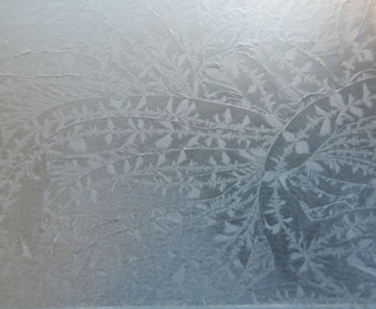 Frosted Glass Window Designs