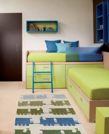kids rug