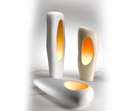 Contemporary Ceramic Lamps