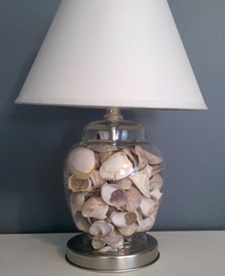 Lamp Stands of Attractive Shells1