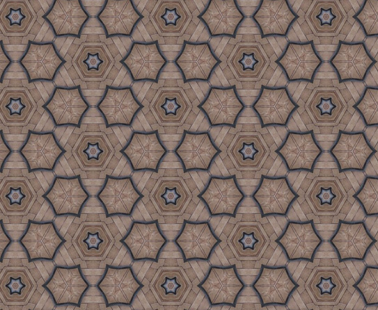 starry-patterns-on-brown-tiles