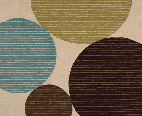 blue-brown-circle-pattern