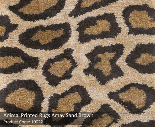 Leopard Rugs Home Decors Collection