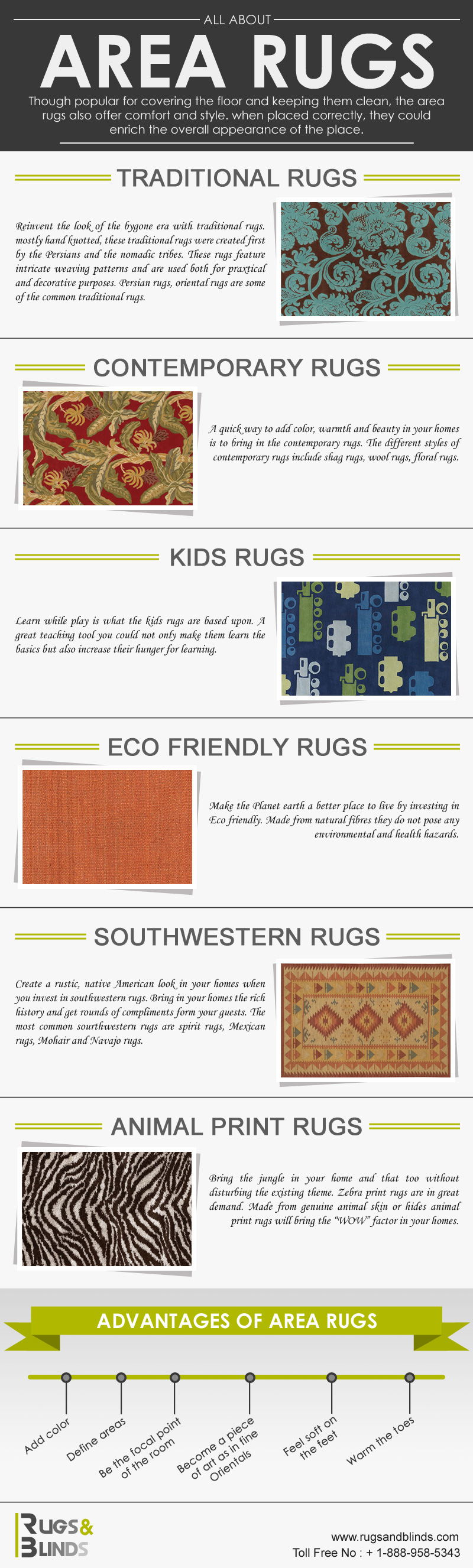 All About Area Rugs