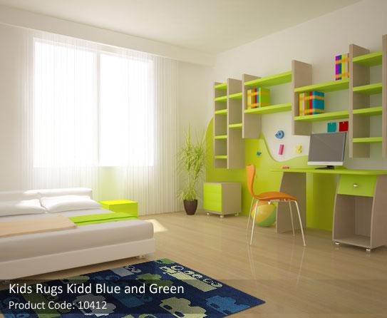 Blue kids rug4