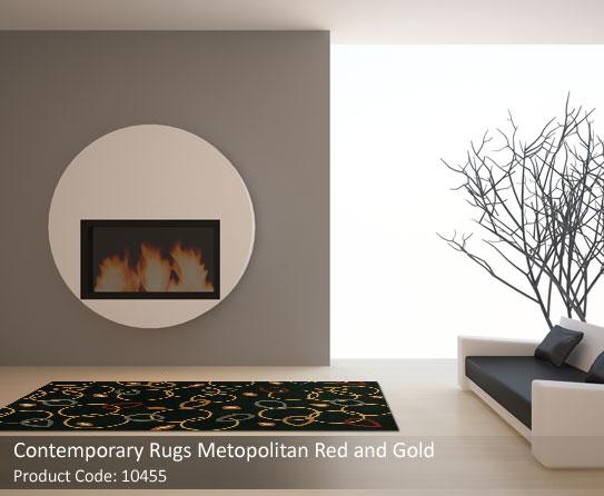 Contemporary Rug1