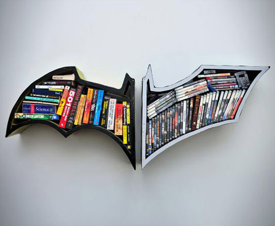 Batman themed Decor1