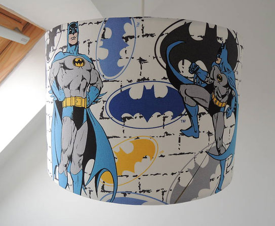 Batman themed Decor4