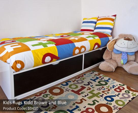 Kids number rug3