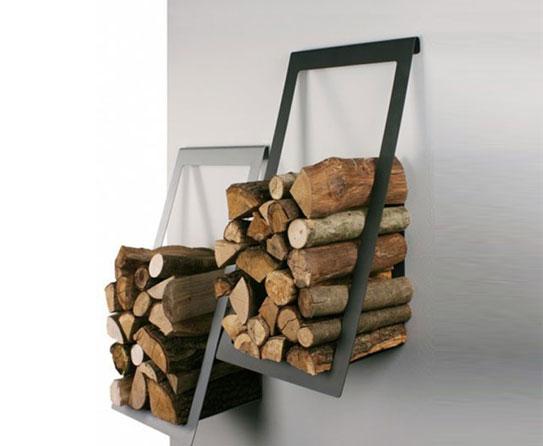Get Comfortable Log Wood Holders