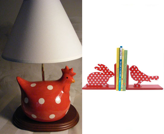 10 Quirky Night Lamp and Brilliant Book Ends