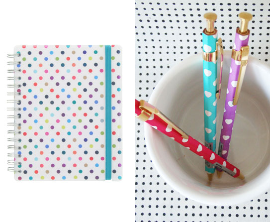 7 Dainty Dairy and Stationery