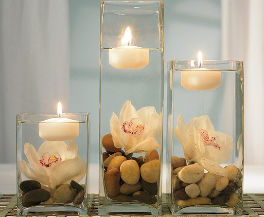 Decorative Floating Candles As Seen In The Image Here Help Build A Serene Atmosphere Through Its Relaxed And Welcoming Appeal You May Further Use Them In