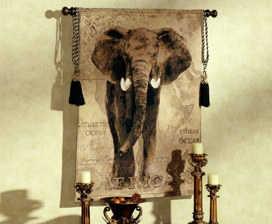 Ideas to decorate with elephant inspired accessories Elephant home decor items