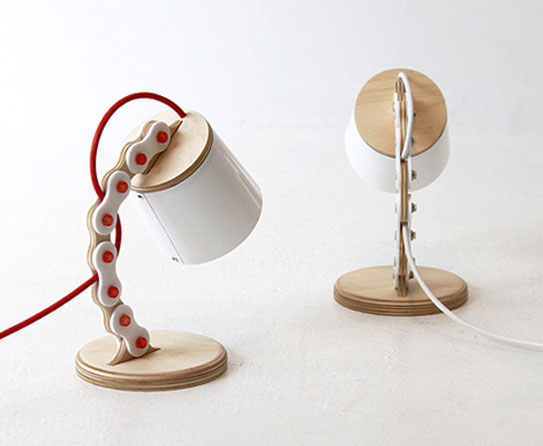 Chain Inspired Reading Lamps1