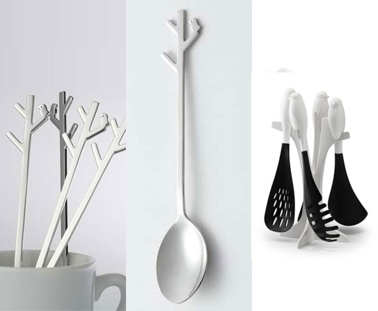 Spoon and Cooking Cutlery 16