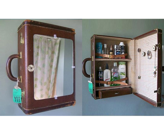 Repurposed Bathroom Ideas: 5 Easy Tips For A Clutter-free Bathroom