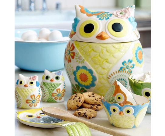 Cheerful Cookie Jar 3
