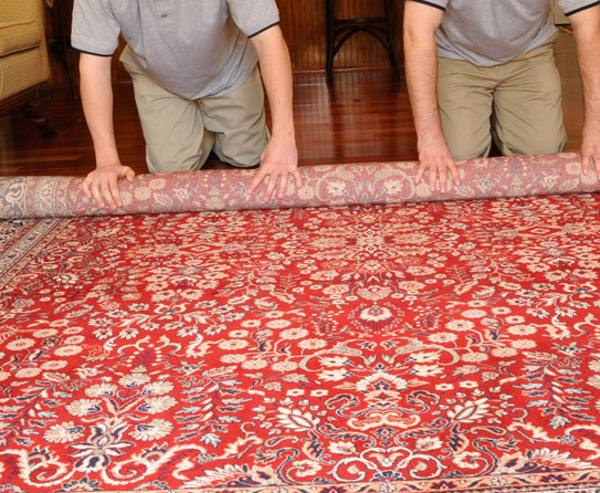 Damage and Restoration along with Rug Care Techniques
