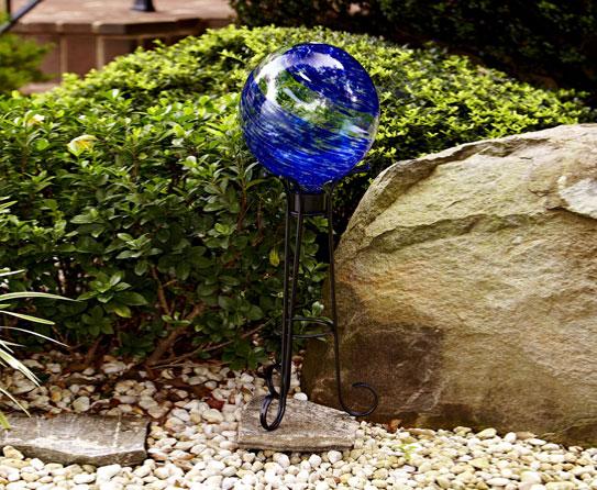 Gazing Globes 4