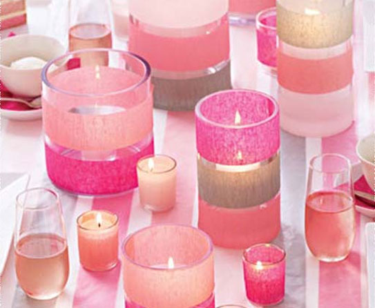 Candle holders Crepe Paper Crafts 8