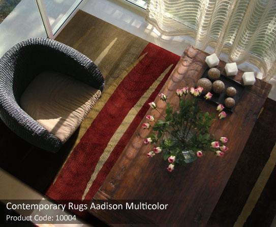 Contemporary rug 1