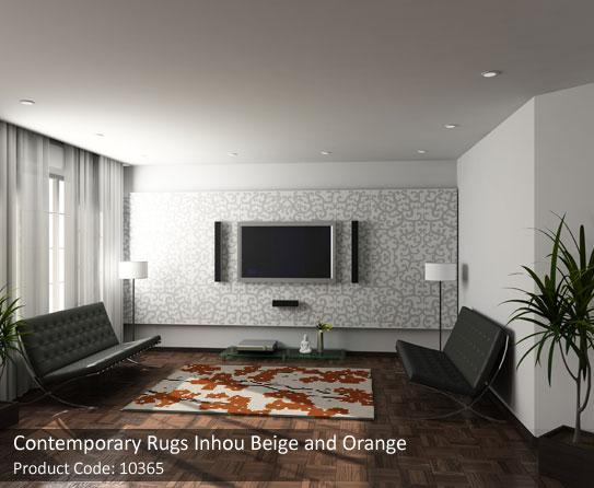 Contemporary rug 2