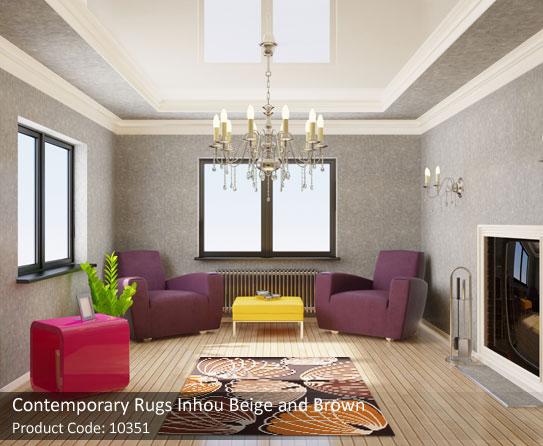 Contemporary rug 4