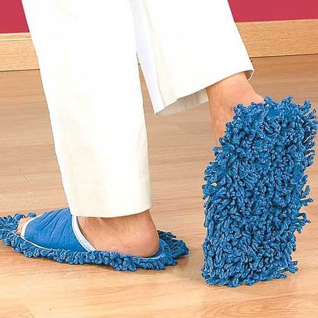 Mop Shoes 9