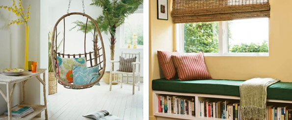 pep up your reading nook with style