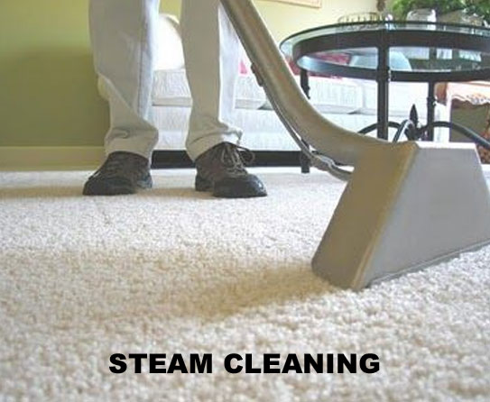 Steam Cleaning 8