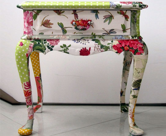 Become An Artist With The Craft Of Decoupage