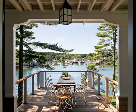 Ideas to create a lake house decor Lake home design ideas