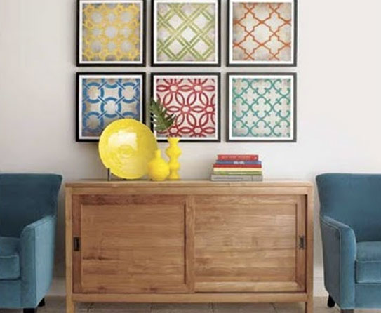 Wall Art Frames how has fabric wall art grown over the years?