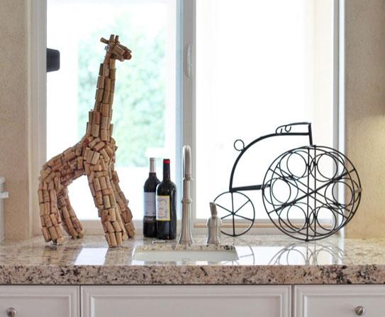 Sculpture cork 2