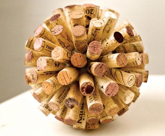 Sunburst cork 12