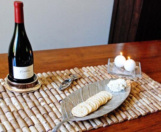 Table Mat cork 7
