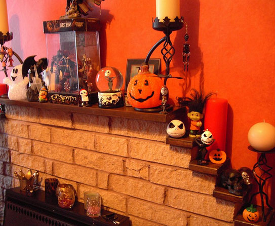 Halloween Home Decor 6